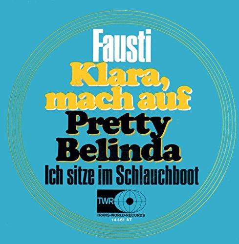 Klara mach auf / Pretty Belinda (Ich sitze im Schlauchboot) / 14 461 AT