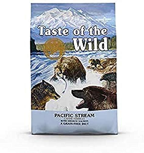 Taste Of The Wild pienso para perros con Salmon Ahumado 5,6 kg Pacific Stream ⭐