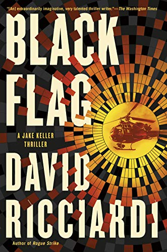 Black Flag (A Jake Keller Thriller)