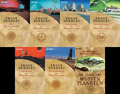 Herbert, Frank: Dune-Zyklus