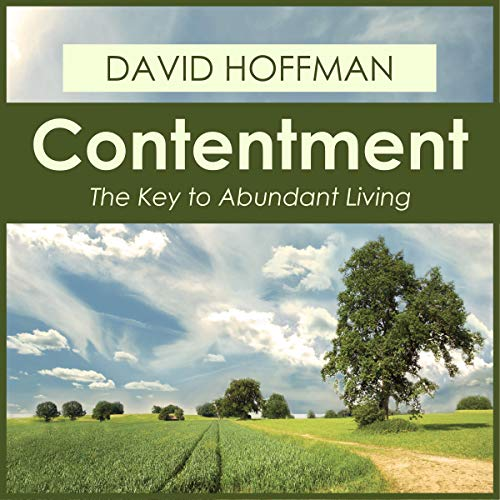 Contentment  By  cover art
