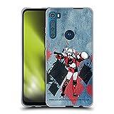 Head Case Designs sous Licence Officielle Batman DC Comics Maillet Harley Quinn Graphiques Coque en...