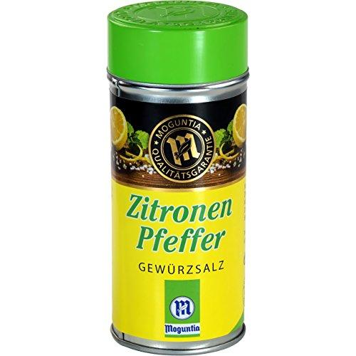 Moguntia Gewürz Zitronen Pfeffer 170g