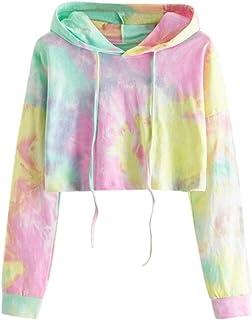 : Multicolore Sweatshirts Sweats : Vêtements
