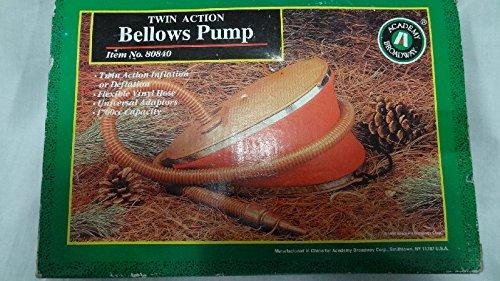 Twin Action Bellows Pump 80840 Academy Broadway