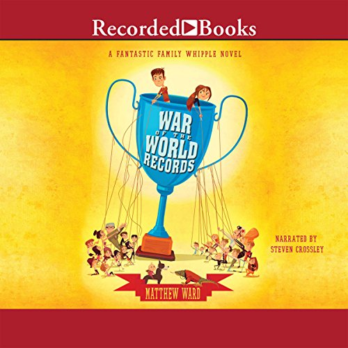 War of the World Records cover art