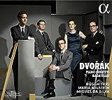 Dvorak: Klavierquintette Nr. 1 & 2 / Bagatellen Op. 47 - Busch Trio;Maria Milstein;Miguel da Silva