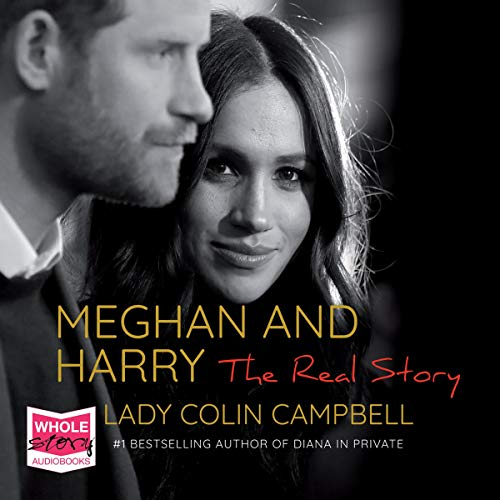 Meghan and Harry: The Real Story cover art