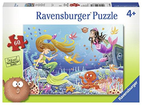 Ravensburger 09638 Mermaid Tales Jigsaw Puzzles