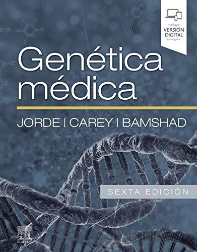 Genética médica (Spanish Edition)