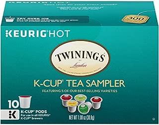 Twinings of London Tea Sampler K-Cups for Keurig®, 10 Count