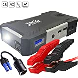 JACO BoostPro Car Battery Jump Starter - Super Powerful Portable...
