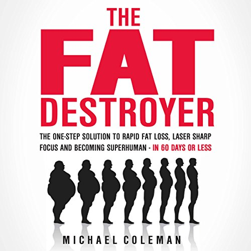 The Fat Destroyer audiobook cover art