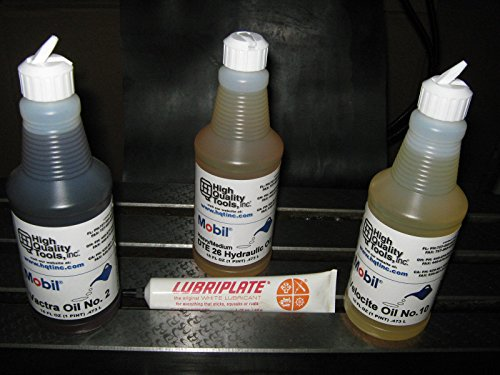 Lubrication Maintenance KIT for MILLING Machine (Expedited DELIVERY NOT Available)
