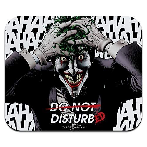 Batman Disturbed Joker Low Profile Thin Mouse Pad Mousepad