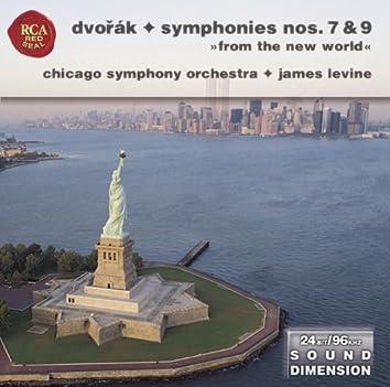 Dimension Vol. 13: Dvorák - Symphonies Nos. 7 & 9
