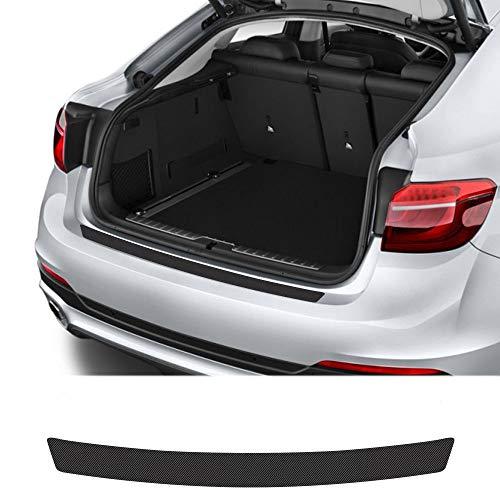 WANGXI Car Rear Bumper Protector Sticker Tail trunk Sill Scuff Guard Stickers,For Volvo XC60 2014 2015 2016 2017 2018 2019