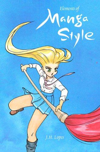 Elements of Manga Style (English Edition)