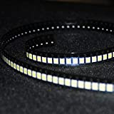 100pcs LED Backlight TV 3528 SMD LED Diodes TV Backlight Televisao Repair Superbright Diodo SMD LED 3528 1210 1W 86LM Cool White