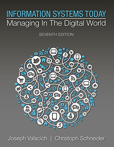 Rh6ebook information systems today managing in a digital world easy you simply klick information systems today managing in a digital world plus mymislab with pearson etext access card package 7th edition book fandeluxe Image collections