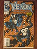 Venom Funeral Pyre #1 : Co-Starring the Punisher in Turning on the Heat (Marvel Comics)