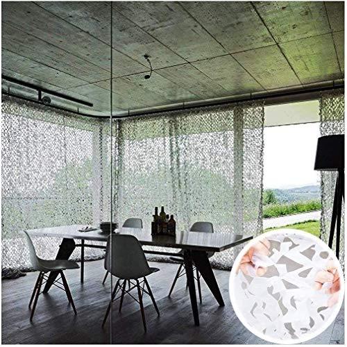 2x5m 3x4m Camouflage Net 3x3m Jardin Gazebo Auvent Net Ombrage extérieur Photographie aérienne Camo Mesh Décoration Netting 6x6m (Taille: 2 * 3m (6 * 10 Pieds)), Taille: 3 * 5 m (10 * 16ft)