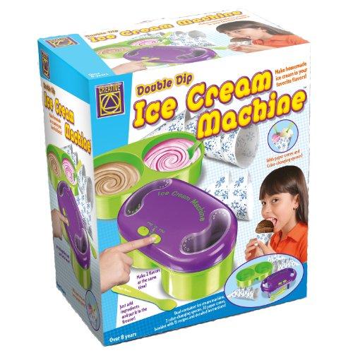 AB Gee Double Dip Ice Cream Machine