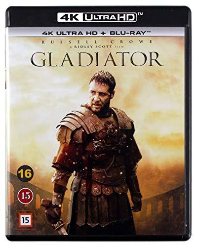 Gladiator - Limited Steelbook (4K Ultra HD + Blu-ray) Russell Crowe, Ridley Scott