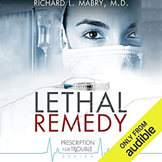 Lethal Remedy cover art