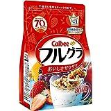 【ケース販売】カルビー フルーツグラノーラ フルグラ 800g 徳用×6個