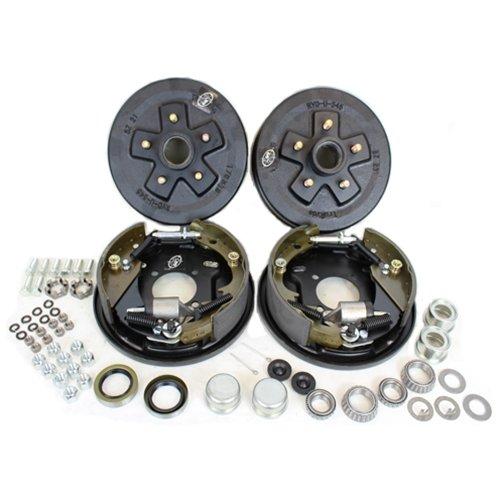 "Southwest Wheel 3,500 lbs. Trailer Axle Hydraulic Brake Kit 5-4.5"" Bolt Circle"