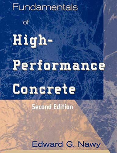 Fundamentals of High-Performance Concrete