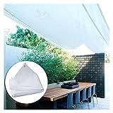 MAHFEI Malla Sombra De Red, con Ojales De Metal Anti-envejecimiento Paño Protector Solar 90% Malla De Sombra Valla De Privacidad del Patio Vela De Sombra Al Aire Libre Toldo De Jardín