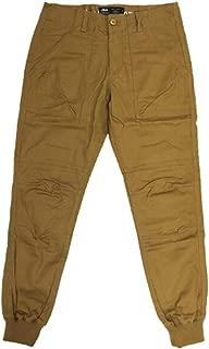 PUBLISH パブリッシュ メンズ PANTS ロングパンツ ブラウン カーゴジョガーパンツ [並行輸入品]