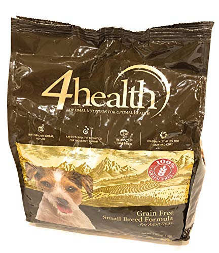 4health Small Breed Formula with Beef, Grain Free