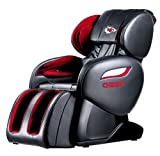 NFL Electric Full Body Shiatsu Massage Chair Recliner Zero Gravity w/Heat (Denver Broncos)