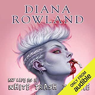My Life as a White Trash Zombie audiobook cover art