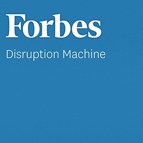 Disruption Machine audiobook cover art