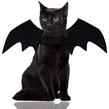 #Bat Wings Mini With Tinsel Decoration Fancy Dress Costume Accessory