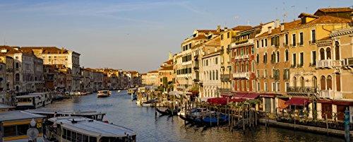 hansepuzzle 51575 Panorama-Puzzle: Venedig, 2000 Teile in hochwertiger Kartonbox, Puzzle-Teile in wiederverschliessbarem Beutel