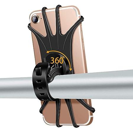 Strauss Mobile Holder Silicon (Black)