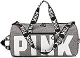 HJLIKE Gym Sports Bag,Lightweight Potable Sport Duffel Bag Canvas Shoulder Bags Large Capacity