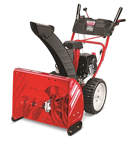 Lowest Price! Troy-Bilt Storm 2460 208cc Electric Start 24-Inch Two-Stage Gas Snow Thrower