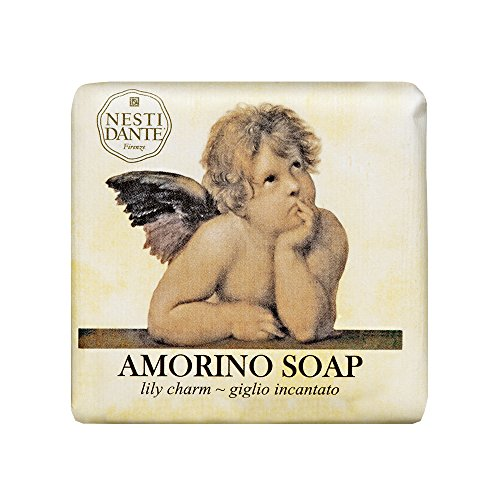 NESTI DANTE Amorino, Lily Charm Soap 150 g