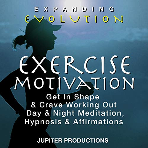 Exercise Motivation audiobook cover art