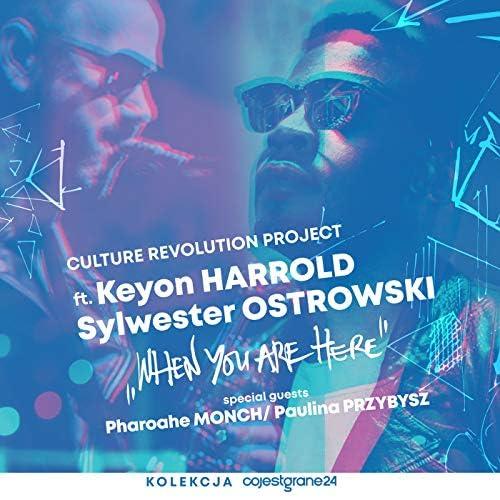 Culture Revolution ft. Keyon Harrold, Sylwester Ostrowski