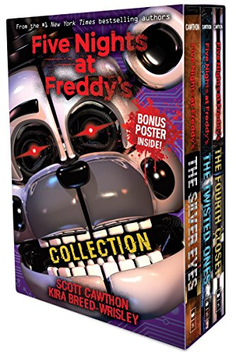 Cawthon, S: Five Nights at Freddy's 3-book boxed set