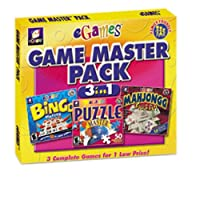 Game Master 3-In-1 Pack (Jewel Case) (輸入版)