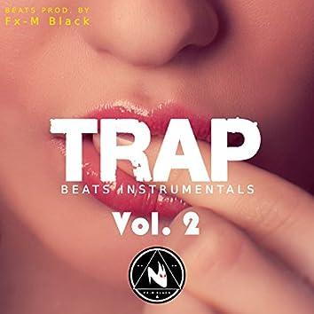 Trap Beats & Rap Instrumentals Vol. 2