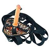 WHXUI 10,03 Zoll, Penis Realistische Trainingsspielzeug Soft Biegsame for Frauen Sonnenbrillen (Color : Flesh)